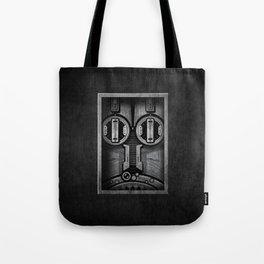 D1 Industrial Tote Bag