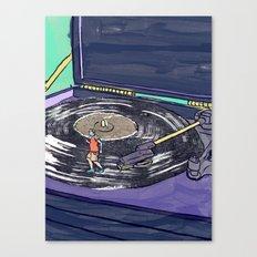 Dangers of Nostalgia Canvas Print