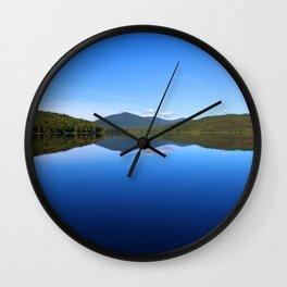 Bosebuck Mountain Wall Clock
