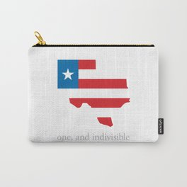 7th Flag of Texas Carry-All Pouch