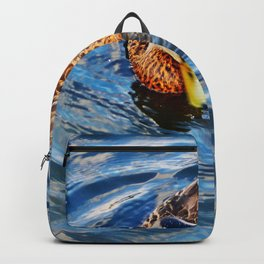 Swimming in Circles Backpack