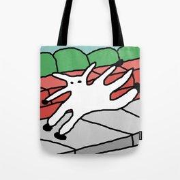 DOG OR NO Tote Bag