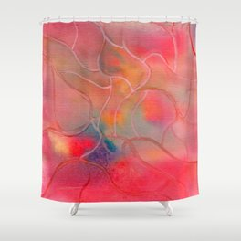 Improvisation 19 Shower Curtain