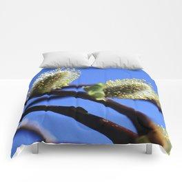 Willow Catkins Comforters