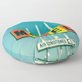 Air Conditioned Floor Pillow