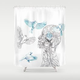 The Nest Shower Curtain