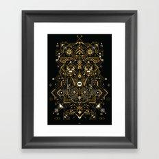 direction Framed Art Print