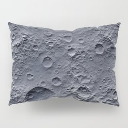 Moon Surface Pillow Sham