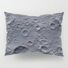 Moon Surface Pillow Sham