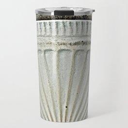 Scalloped Travel Mug