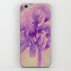 pink garden iPhone & iPod Skin