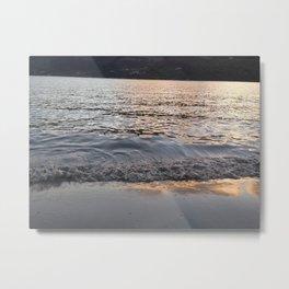 Leisure Isle Metal Print