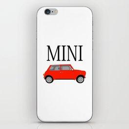 MINI iPhone Skin