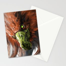 Griffin Mom Stationery Cards