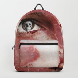 Meat Face Backpack