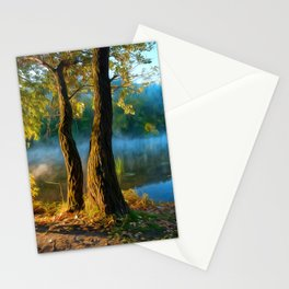Once Upon A Time In A Magical Forest Stationery Cards