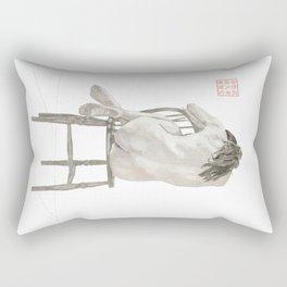 The Life Room Rectangular Pillow