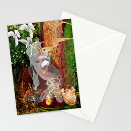 Where The Wild Roses Grow. Stationery Cards