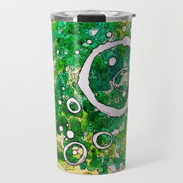 Circles Of Life Travel Mug