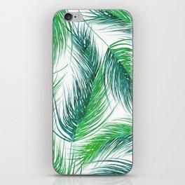 Bed Head Palm | #society6 #decor #buyart iPhone Skin