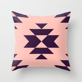Simple Aztec Throw Pillow