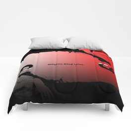 Stephen King Rules Comforters