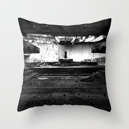 Altared State Throw Pillow