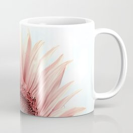 Pink Sunflower Coffee Mug