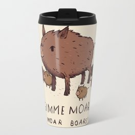 moar boars Travel Mug