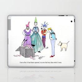 The King's Birthday Laptop & iPad Skin