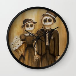 Until Death Wall Clock