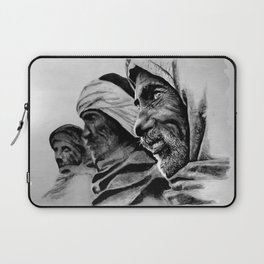 FRIENDSHIP quote Laptop Sleeve