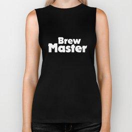 Brew Master Biker Tank