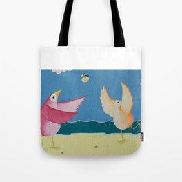 Beach Ball Fun Tote Bag