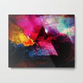 Aura up geo Metal Print