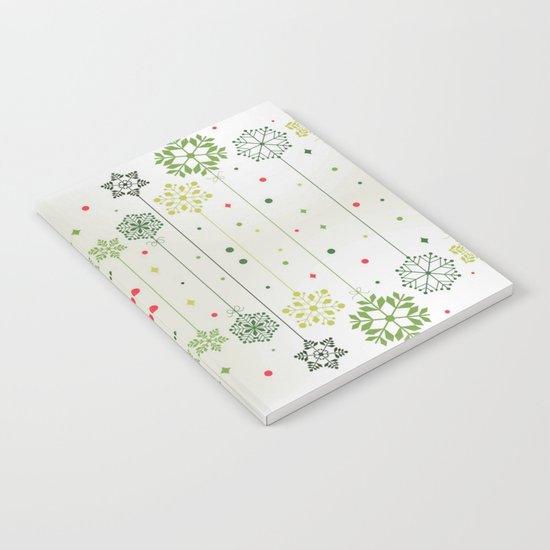 Holidays Deco Notebook