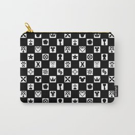Kingdom Hearts Grid Carry-All Pouch