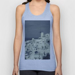 Santorini, Greece 2 Unisex Tank Top