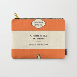 A Farewell to Arms Carry-All Pouch