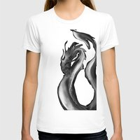 dragons T-shirts featuring Dragons by DragonsTime