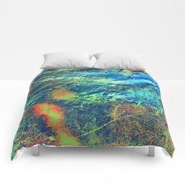 Paper Comforters