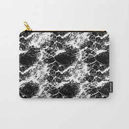 Marble like Brushes Carry-All Pouch
