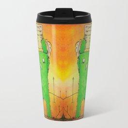 The Sorry Monster Travel Mug