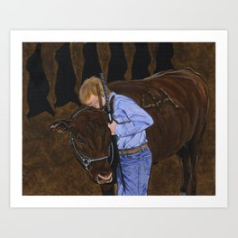 4H: Crushing Compassion Since 1913 Art Print