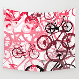 PinkBikeS Wall Tapestry