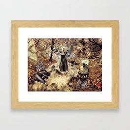 Spirits of the Water [Autumn Colour Mix] Framed Art Print