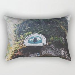 Pacific Crest Trail Rectangular Pillow