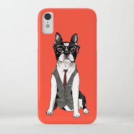 Like A Bosston iPhone Case