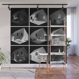 ourhouse.blend [Home remix] Wall Mural