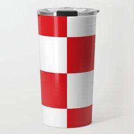 Flag of North Brabant Travel Mug
